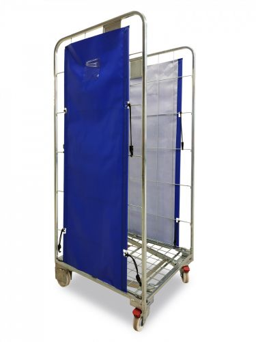Removable Textile Doors
